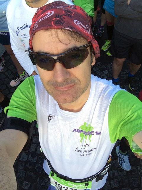 Marathon de Paris, les témoignages