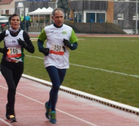 Semi-marathon aux tisons