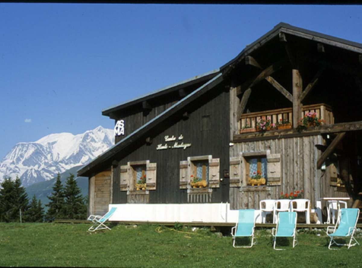 Oxygénation au Pays du Mont-Blanc