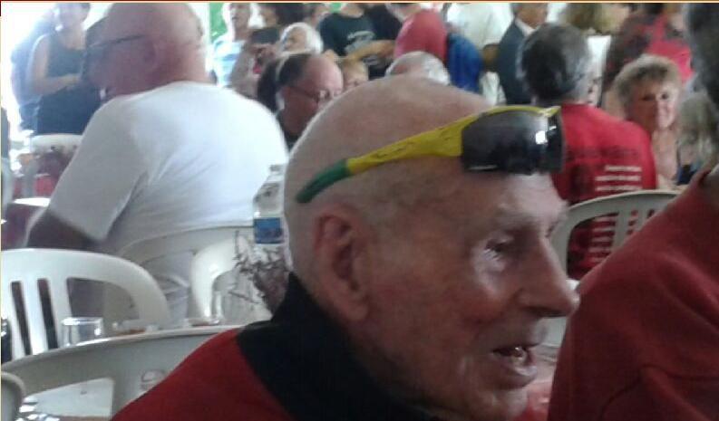 Robert Marchand, le champion de Pierre Koch (107 ans de vélo)