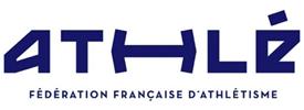 Logo de la Fédération Française d'Athlétisme