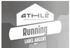 Label Argent Athlé-Running de l'Asphalte 94
